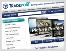 Digital Strategy for TradePort USA